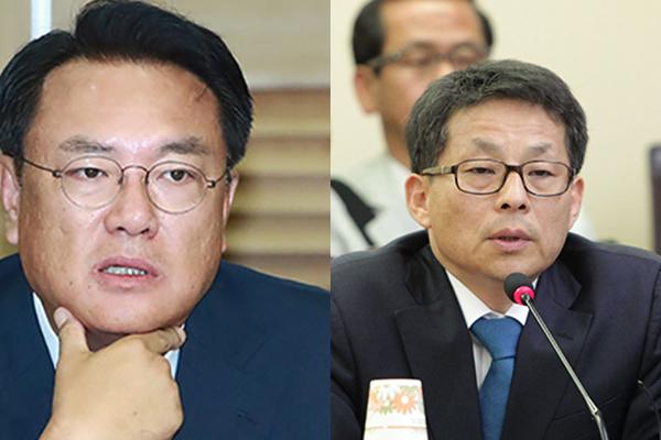 """민주·평화·정의 """"정진석·차명진 SNS 막말은 세월호 유족 모욕…징계해야"""""""