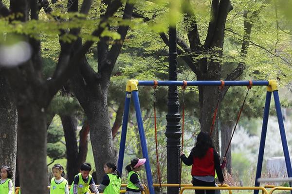 暑さ続き、エアコン・水着の売上増 韓国