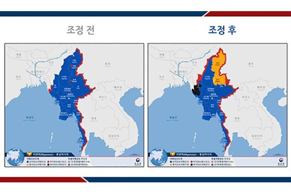 Hàn Quốc cấm người dân du lịch tới biên giới Myanmar-Bangladesh