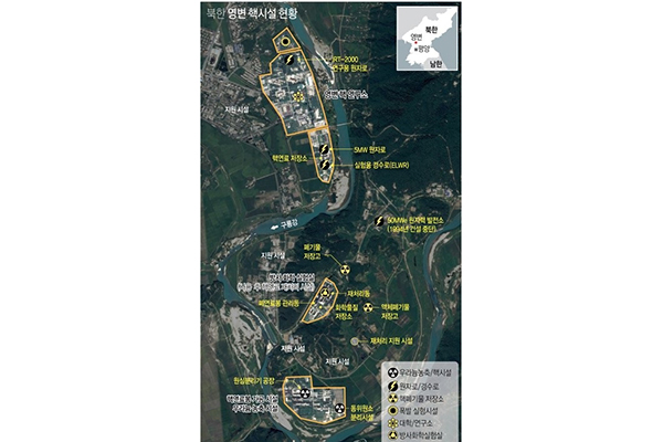 CSIS: Satellite Images Show Possible Transfer of Radioactive Material at Yongbyon