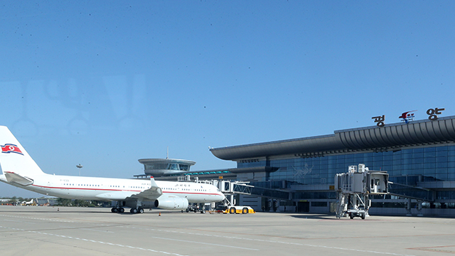 Air Koryo plant offenbar am kommenden Dienstag Sonderflug nach Wladiwostok