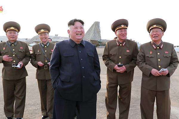 В КНДР испытали новое тактическое оружие