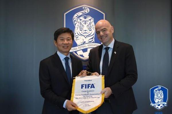 Corea del Sur aspira a organizar el Mundial Femenino de Fútbol en 2023