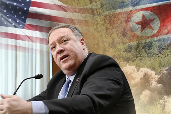 北韓 米朝交渉からポンペイオ国務長官を外すよう要求