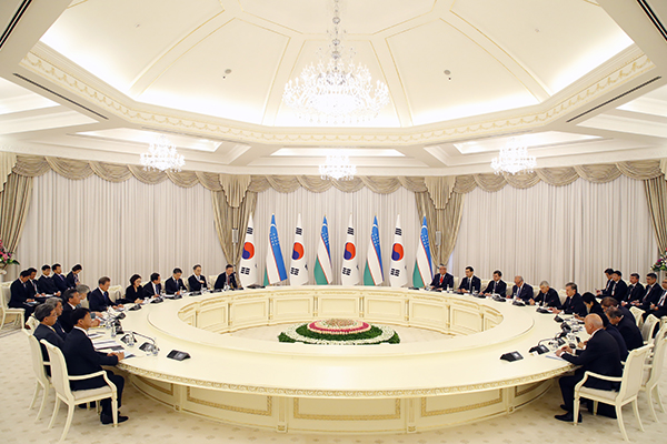 Seoul, Tashkent Discuss Strengthened Economic Cooperation