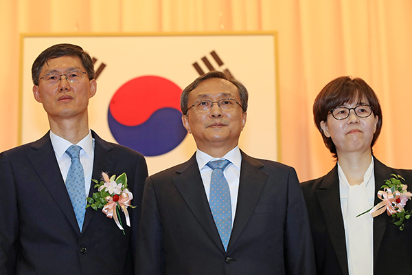 Presiden Moon Angkat Lee Mi-sun sebagai Hakim Mahkamah Konstitusi