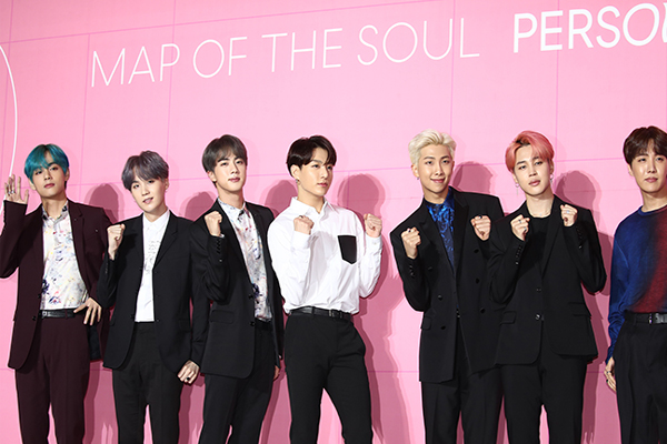BTS Breaks 3 Guinness World Records with 'Boy With Luv' Music Video