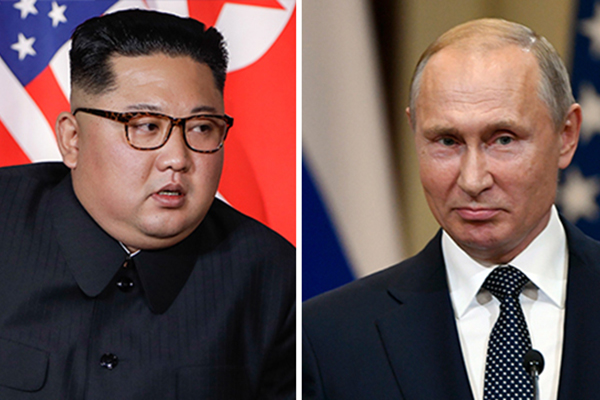 Kremlin: Kim Jong-un to Meet Putin This Month