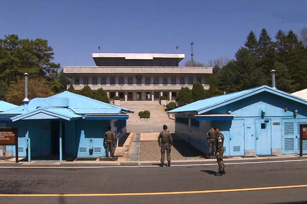 共同警備区域での自由往来見送り 北韓との交渉が難航