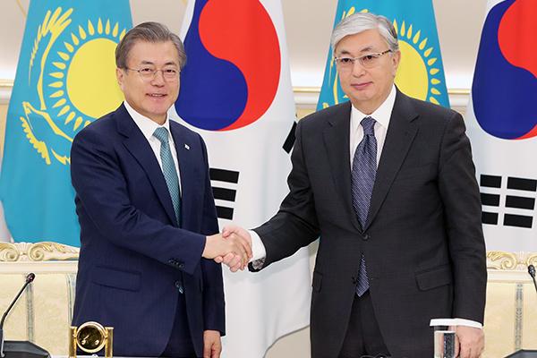 РК и Казахстан договорились активизировать двустороннее сотрудничество