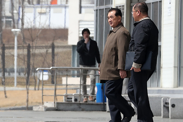 Phó Chủ tịch miền Bắc tới địa điểm tổ chức thượng đỉnh Nga-Triều