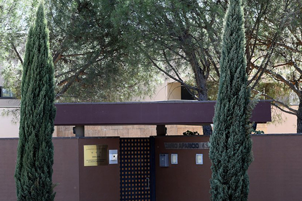 Former US Marine Arrested in N. Korea Embassy Attack in Madrid