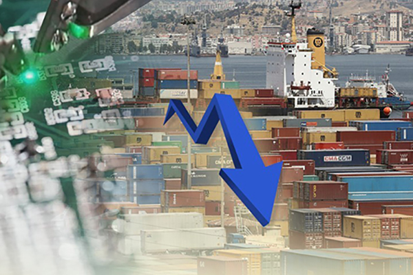 За первые 20 дней апреля южнокорейский экспорт сократился на 8,7%