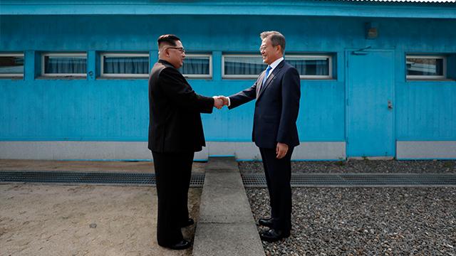 韩方27日举行《板门店宣言》一周年纪念活动