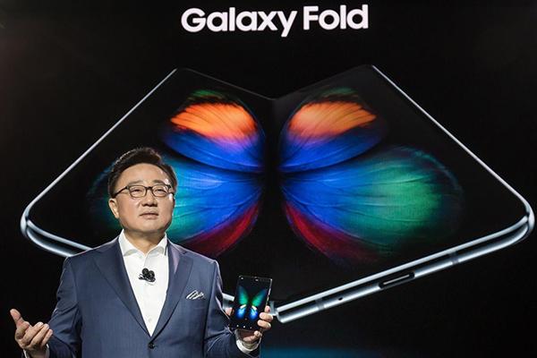Samsung reporte la présentation du Galaxy Fold prévue à Hong Kong et en Chine