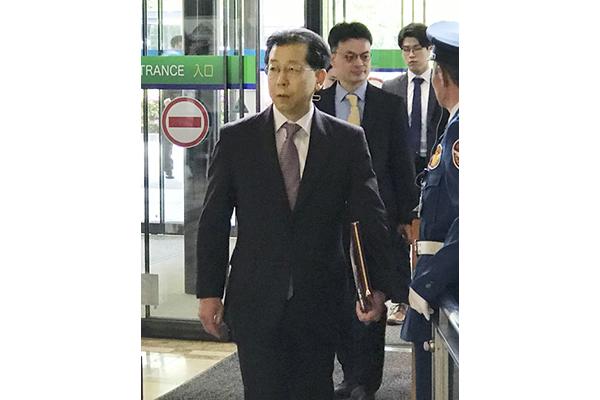 Tokyo demande une nouvelle fois la levée de l'embargo de Séoul sur ses produits de la mer