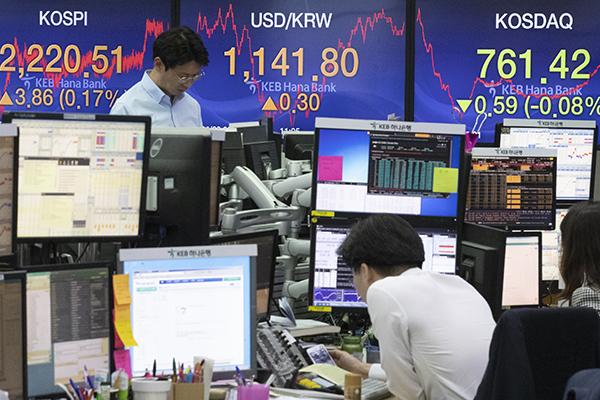 Börse in Seoul schließt fester