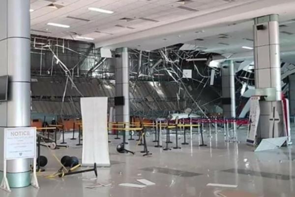Des centaines de sud-Coréens coincés aux Philippines suite à la fermeture de l'aéroport international Clark