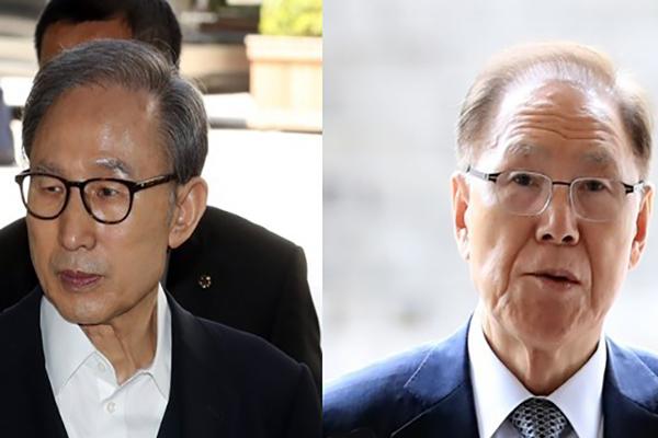 """MB 항소심 재판부, 증인 김백준 구인장 발부…""""병원·자택 신문도 가능"""""""
