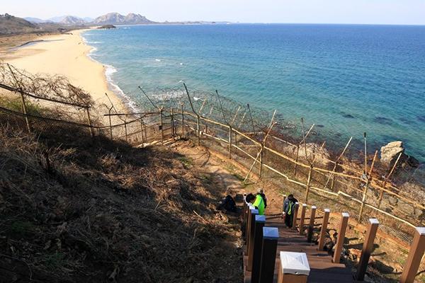 Regierung eröffnet weiteren Wanderweg in die DMZ