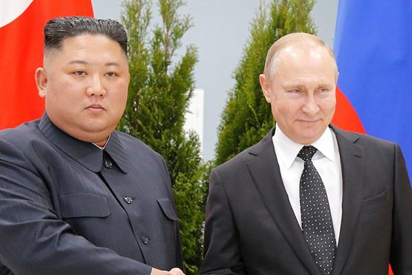 Во Владивостоке проходит северокорейско-российский саммит