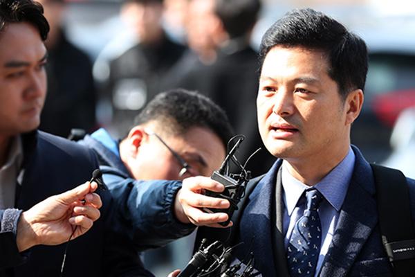 검찰, 김태우 전 수사관 '공무상 비밀누설' 불구속 기소
