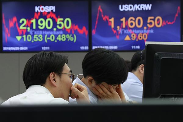 El pánico a la desaceleración contagia a la Bolsa