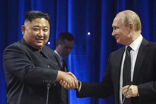 Russischer Präsident Putin fordert multilaterale Sicherheitsgarantie für Nordkorea