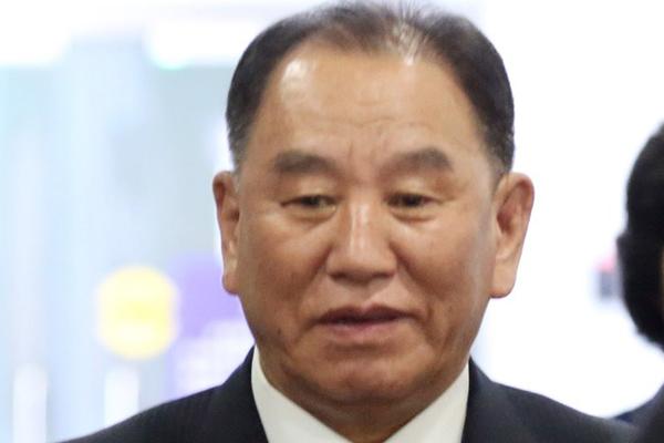 北韓 統一戦線部長の金英哲氏が交代
