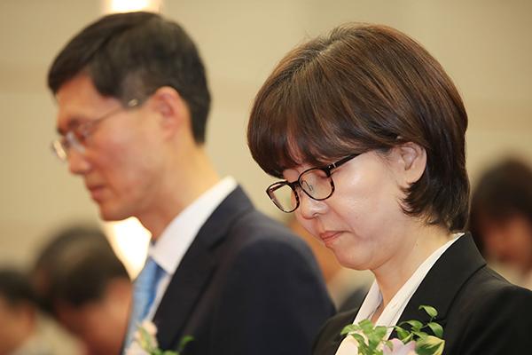 Moon Sampaikan Surat Pengangkatan Dua Hakim MK Baru
