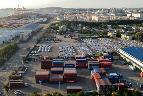 انكماش الاقتصاد الكوري بنسبة 0,3% في الربع الأول من هذا العام