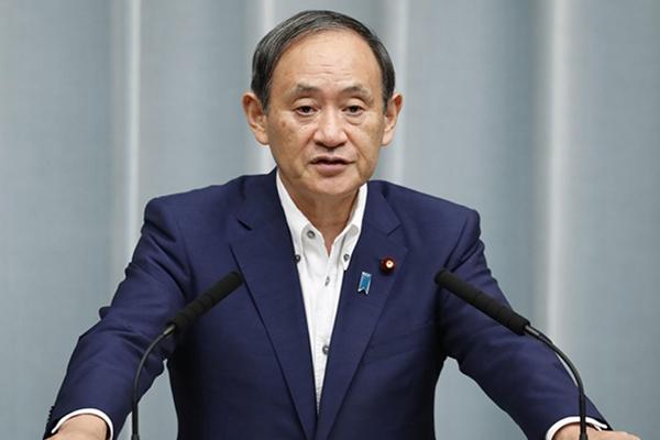 """일본 관방장관, 푸틴 제안 6자회담에 """"한미일 긴밀히 연대하겠다"""""""