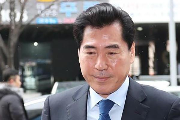 김상돈 의왕시장에 벌금 100만원 선고