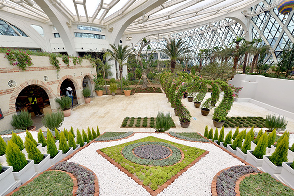 Seoul Botanic Park to Officially Open Wednesday