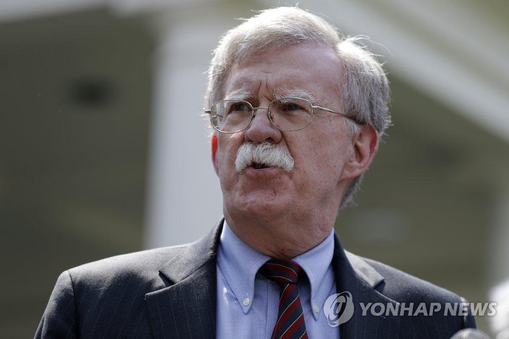ボルトン補佐官らが今月来韓 米朝対話再開に弾み取り戻せるか