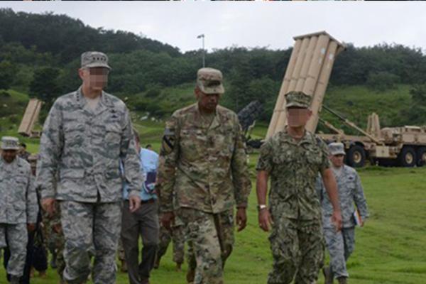 """北韩媒体指责美军举行""""萨德""""演练"""
