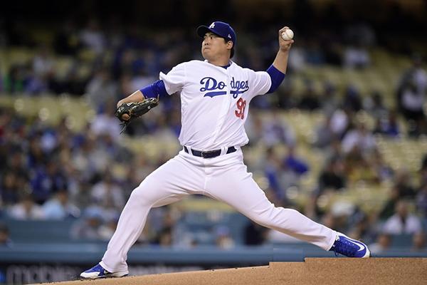 MLB : Ryu Hyun-jin remporte sa 4e victoire de la saison