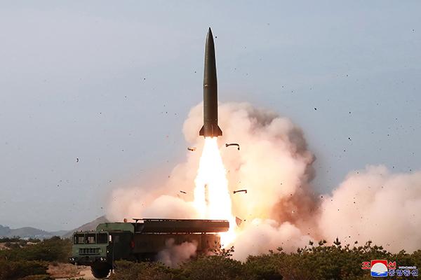 JCS: Korea Utara Kembali Luncurkan Proyektil