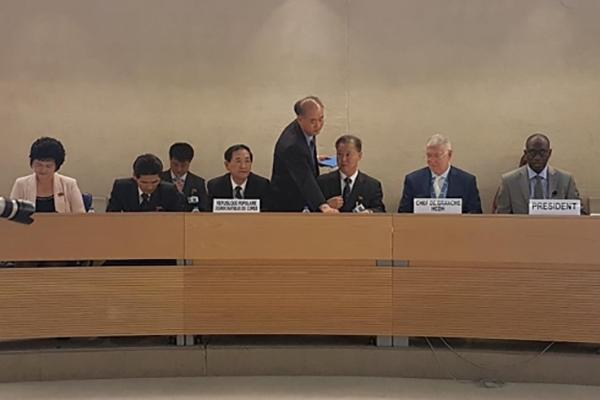 北韓 政治犯収容所・強制労働廃止など国連勧告を事実上拒否