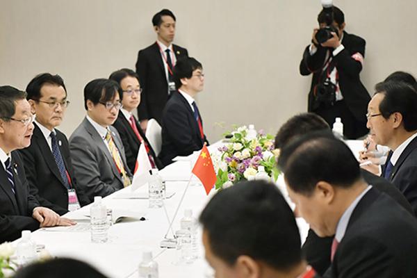 日本農相 韓国と中国に水産物輸入規制の撤廃要請