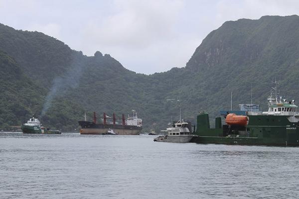 北韩外务省谴责美国扣押货船