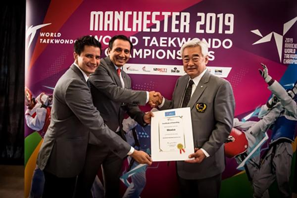 Cancun accueillera la finale du World Taekwondo Grand Prix 2020