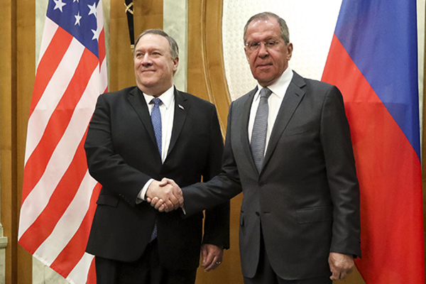 Diplomat Utama AS dan Rusia Diskusikan Korea Utara