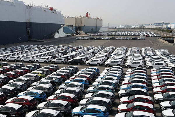 Auto Production, Exports Rise, Domestic Sales Decline in April