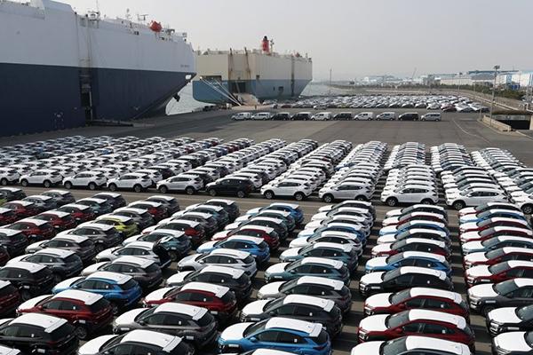 上半年韩国汽车产能继续下降