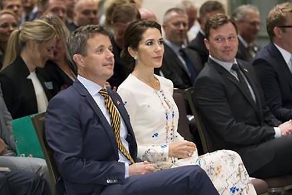 デンマーク皇太子夫妻が今月20日に来韓 国務総理と会談
