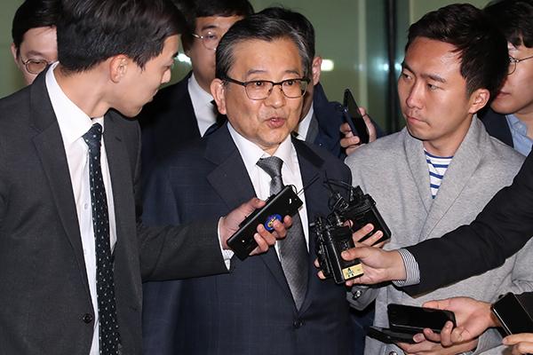 '뇌물 혐의' 김학의 전 법무차관 16일 영장심사