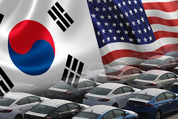 """트럼프 """"자동차 관세 결정 최장 6개월 연기""""…블룸버그, """"한국은 제외"""""""
