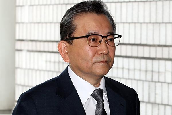 김학의 전 법무차관 구속영장심사 출석