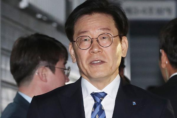 '친형 강제입원 지시' 이재명 지사, 16일 1심 선고
